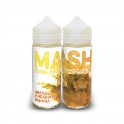 Mash Orange Pineapple Banana