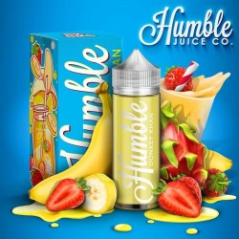 Donkey Kahn - Humble Juice