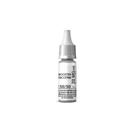 Booster Nicotine 20mg 50/50