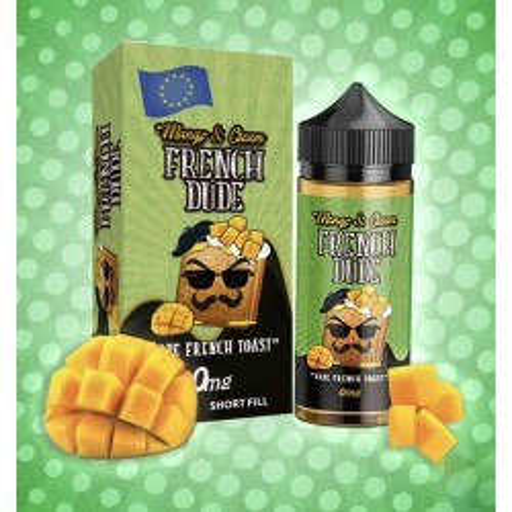 French Dude Mango & Cream