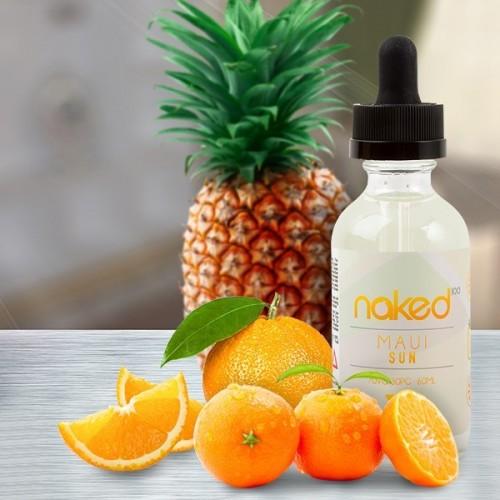 Naked Maui Sun